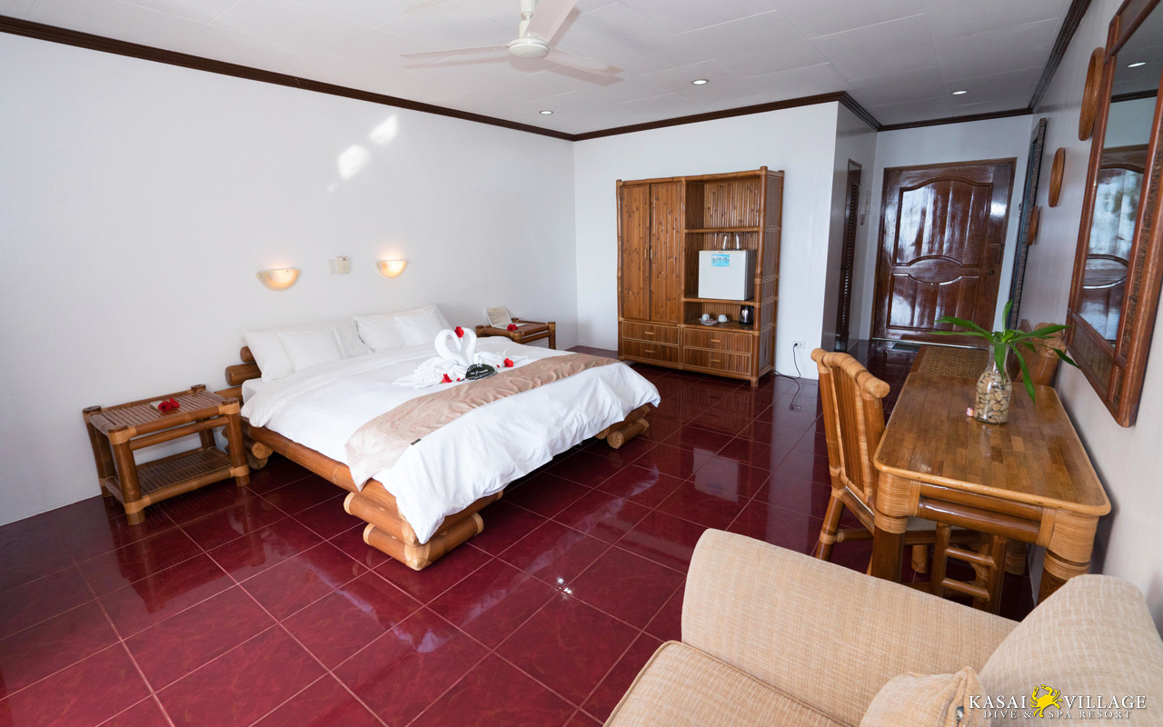 Sea View Rooms Double Bed