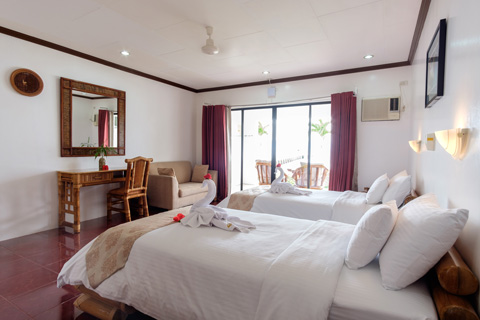 Sea View Deluxe Room